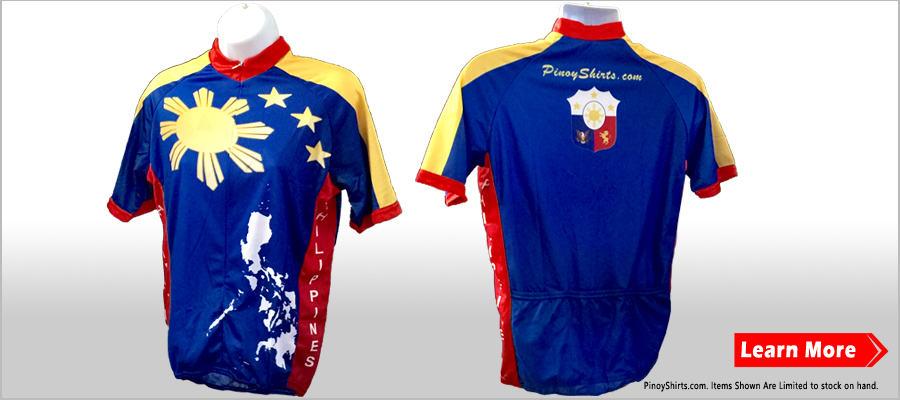 Bicyling Jersey from PinoyShirts.com